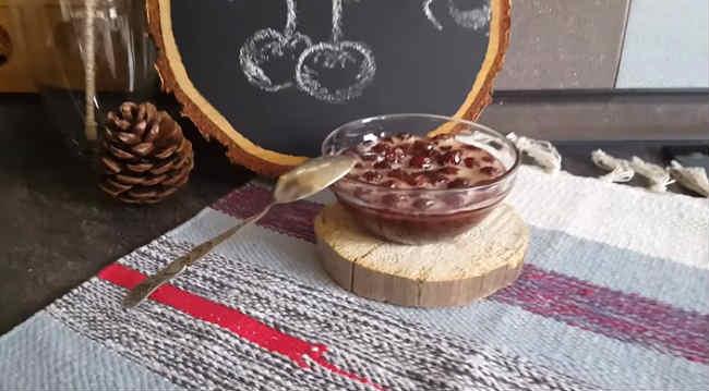 Варенье из замороженной вишни: 2 рецепта с фото