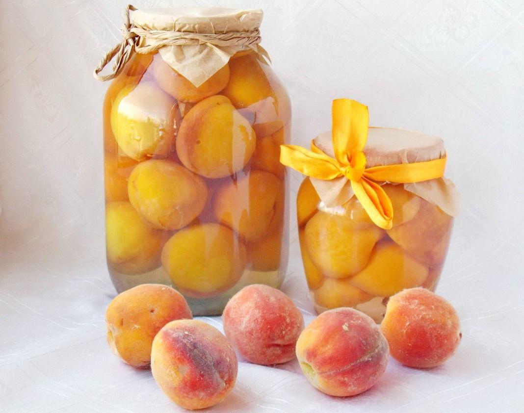 17 лучших рецептов приготовления заготовок из персиков в домашних условиях на зиму