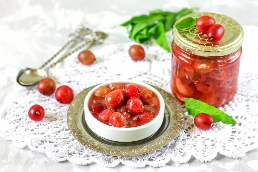 Рецепты заготовок из крыжовника на зиму: лучшие и необычные способы приготовления. как можно сделать варенье из ягод?