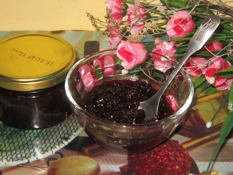 Варенье из ежевики – 6 рецептов на зиму