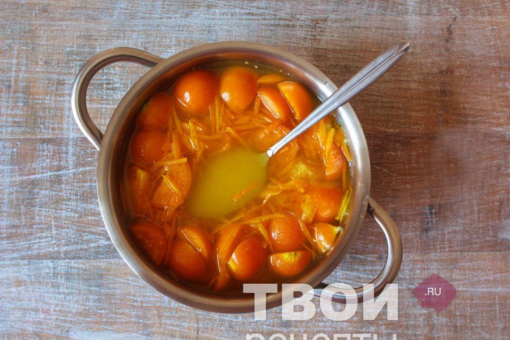 Рецепты варенья из физалиса: как приготовить варенье на зиму из овощного физалиса с апельсином, с имбирем и лимоном? другие рецепты приготовления