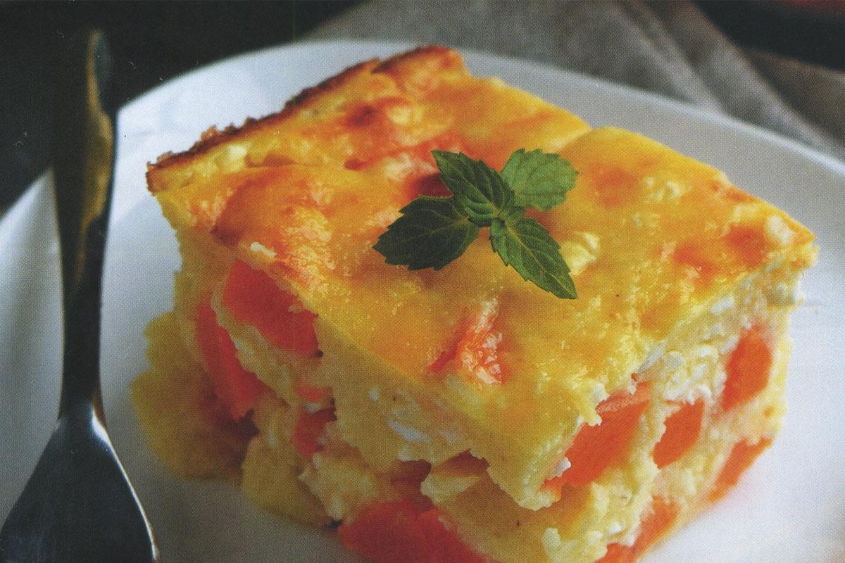 Запеканка из тыквы в духовке — быстрые и вкусные рецепты приготовления