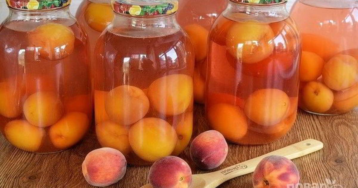 Маринованные персики: 5 лучших рецептов приготовления заготовки на зиму