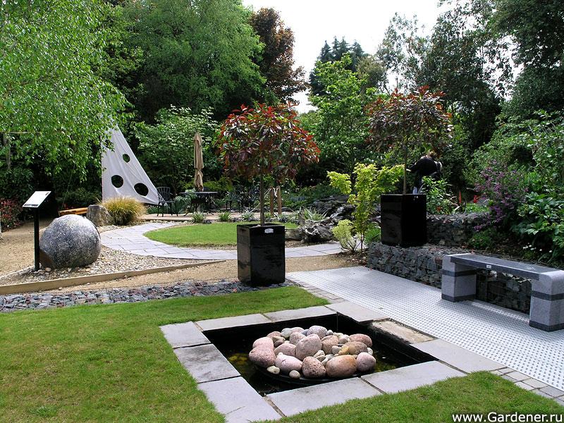 Малые архитектурные формы, виды и применение: какие бывают и как они выглядят в садах