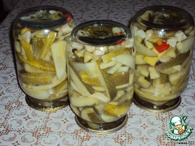 Огурцы дамские пальчики - вкусный пошаговый рецепт на зиму с фото и видео