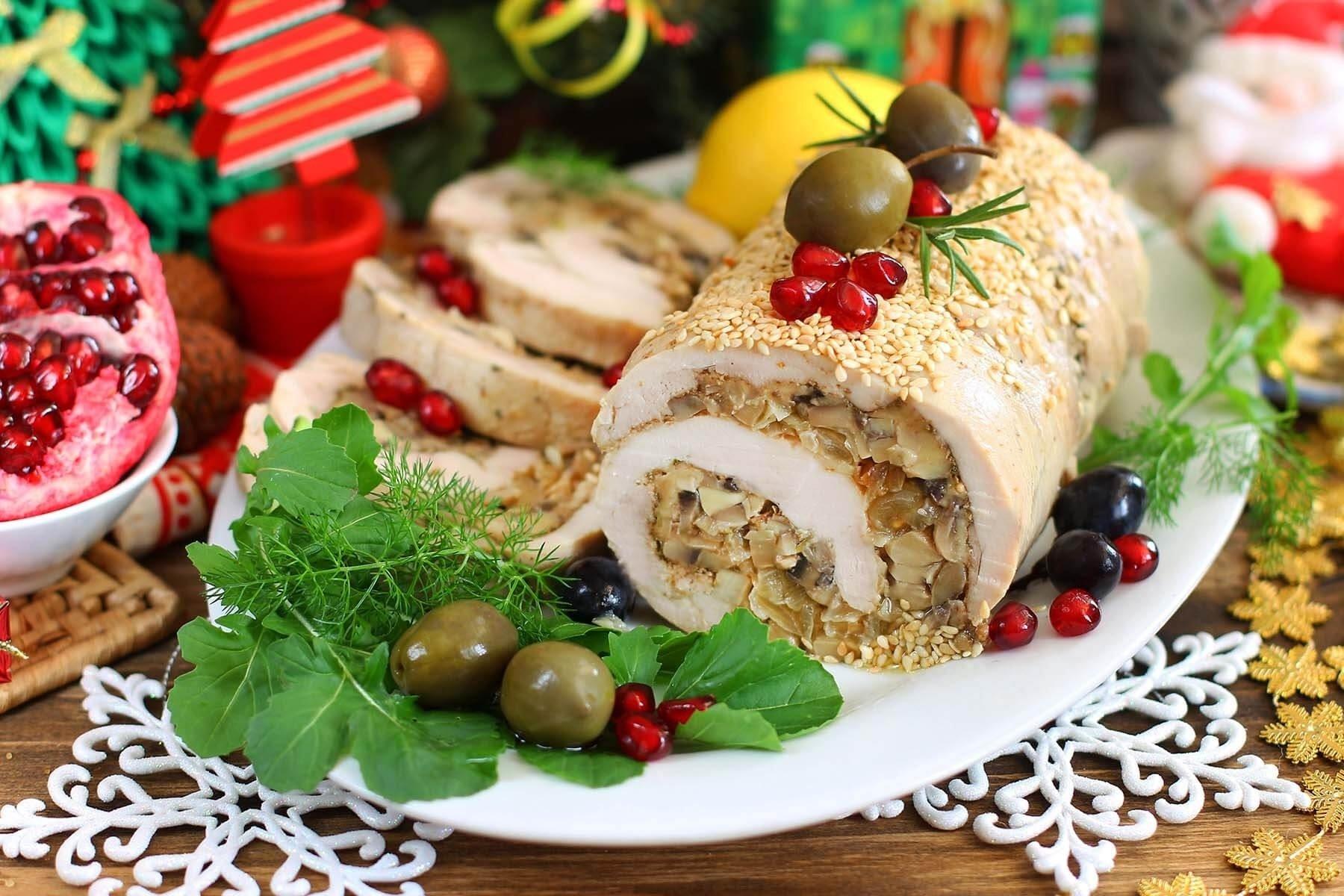 Что приготовить на святой вечер или рождество. рождественские вкусные блюда