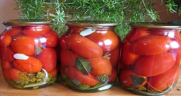 Помидоры в желатине на зиму: вкусные и простые рецепты