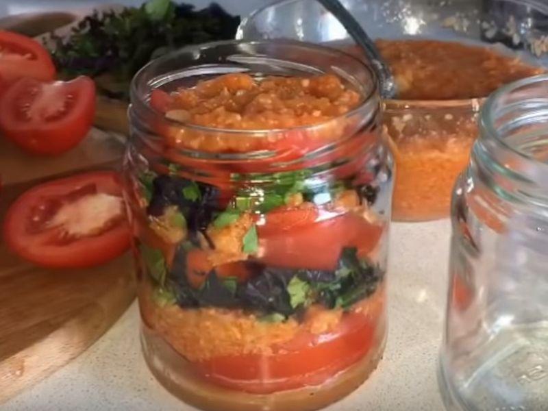 Помидоры по-корейски на зиму - рецепты из зеленых томатов и черри, с морковью и луком
