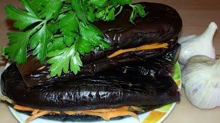 Рецепты заготовок квашеных баклажанов с морковью, чесноком и зеленью на зиму