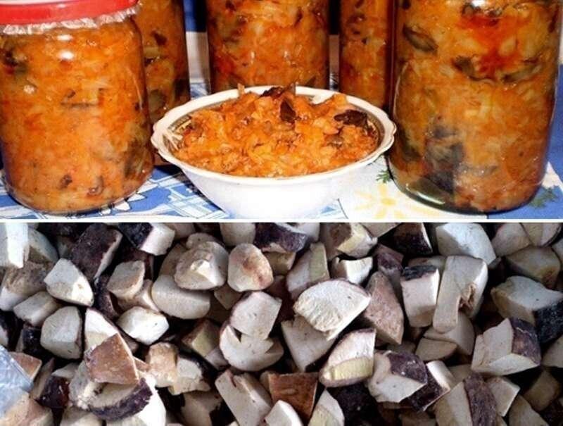 Солянка с грибами на зиму: топ 7 рецептов приготовления с фото и видео